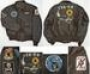 Куртка летная USS Forrestal Carrier Pilot`s Vietnam Flight Jacket Z21E002I